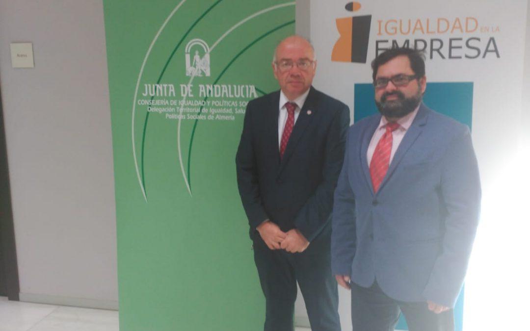 Premios «Andalucía + social».