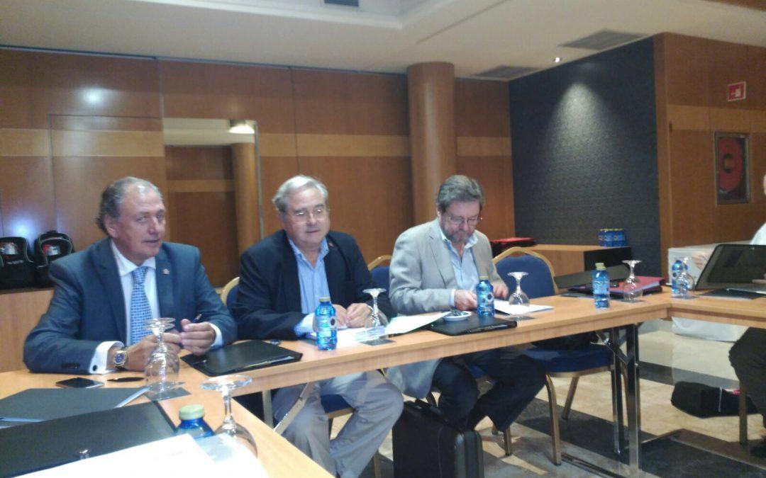 Gabriel Oyonarte, nuevo Vicepresidente del Consejo Andaluz de Administradores de Fincas ¡Enhorabuena!