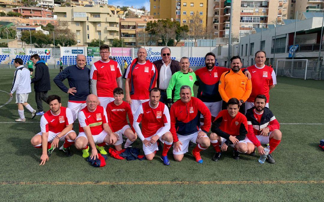 VI Edición Torneo Fútbol 7 «A por ellos» en Málaga.