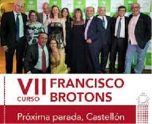 VII Curso Francisco Brotons (Castellón)
