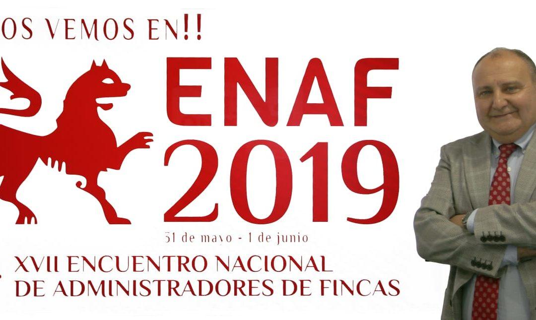 XVII ENCUENTRO NACIONAL DE ADMINISTRADORES DE FINCAS