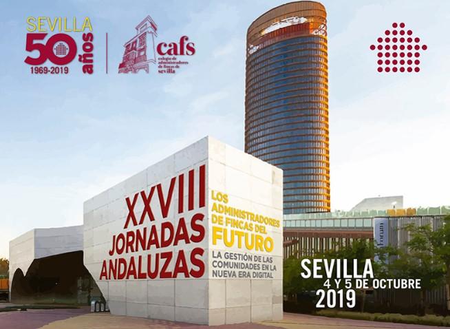 XXVIII Jornadas Andaluzas de Administradores de Fincas