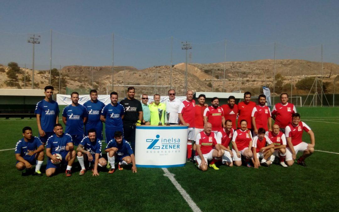 CAF Almería Subcampeón del I Trofeo Indaliano.