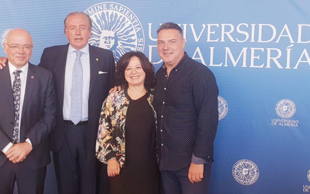 CAF Almería en el Acto de Apertura Curso Académico de la UAL