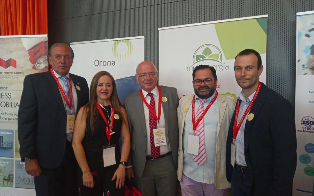 XXVIII Jornadas Andaluzas de Administradores de Fincas en Sevilla.