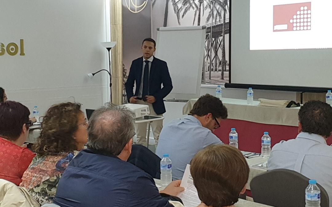 5ª Jornada I Curso Oficial Habilitado CAF Almería.