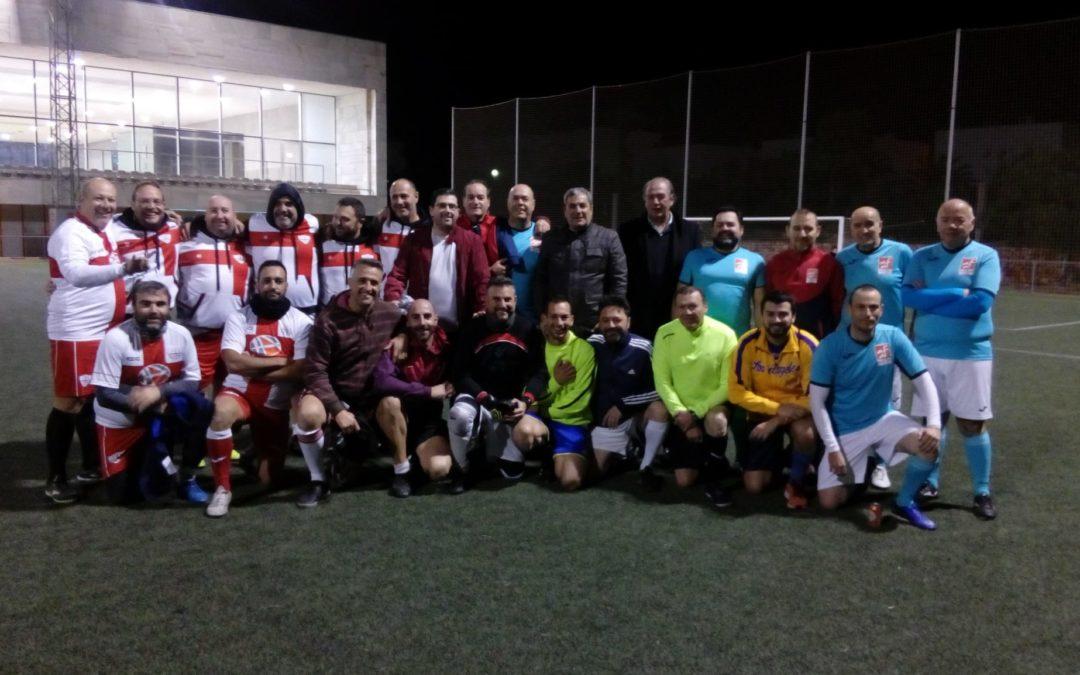 CAF Almería organiza II Trofeo Presidente de Fútbol 7