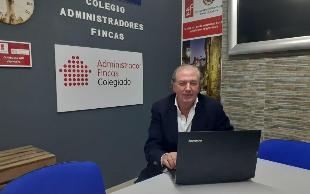 Presentación II Curso Oficial Habilitado CAF Almería