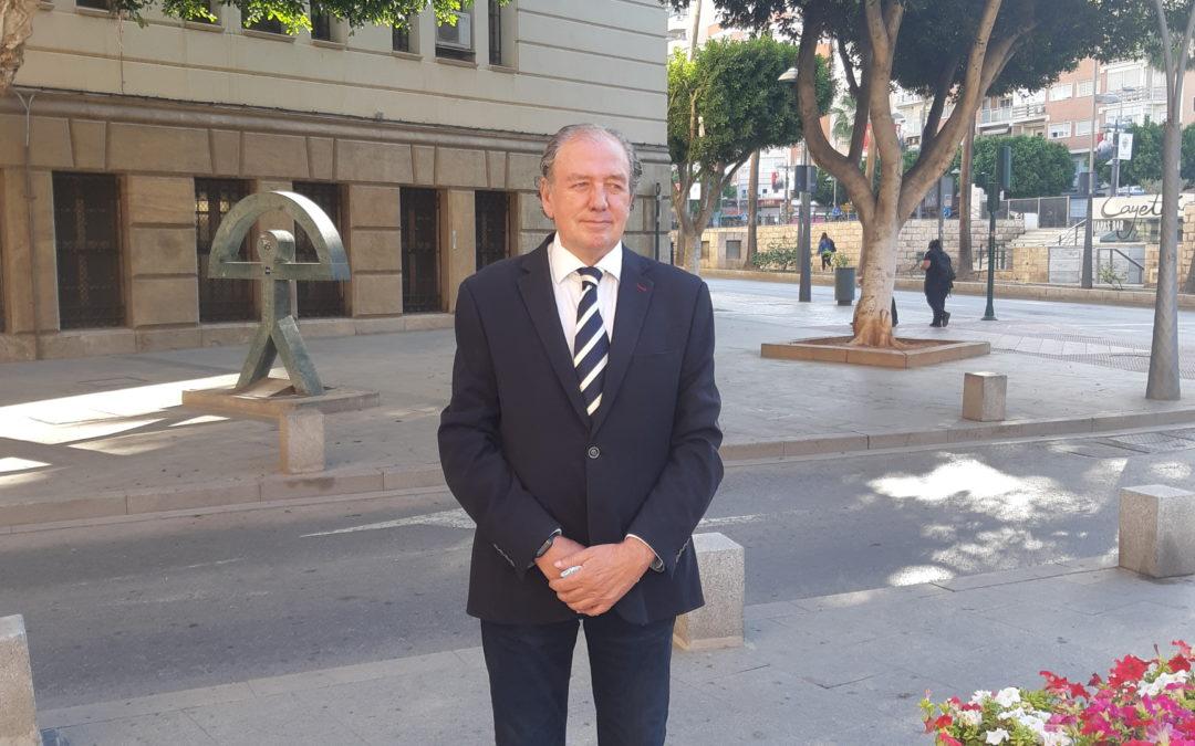 GABRIEL OYONARTE, PROCLAMADO PRESIDENTE DE CAF ALMERIA